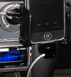 Car iPhone Solution