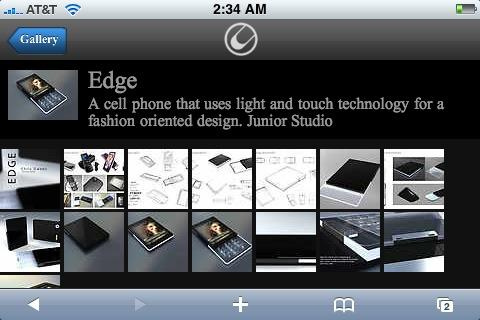 Chris Owens Industrial Design Portfolio Mobile