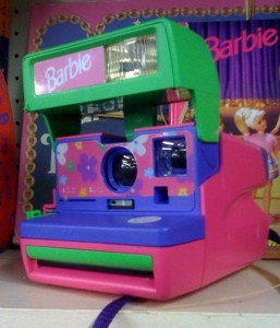 barbie-polariod